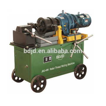 Rebar Processing Steel Used Thread Rolling Machine