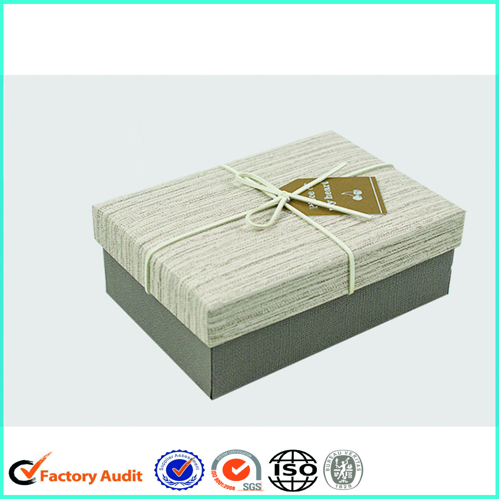 Two-piece Paper Perfume Packaging Box Printing
