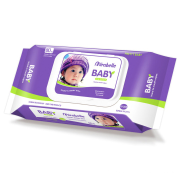 Clean Unscented Hypoallergenic Baby Wipes