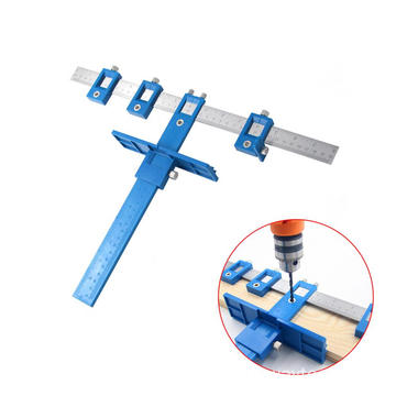 Plastic Cabinet Hardware Jig Position Tool