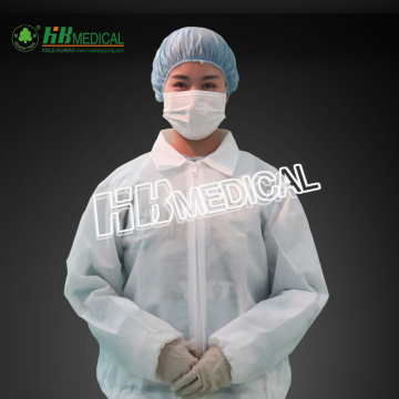 Disposable separate lab suit