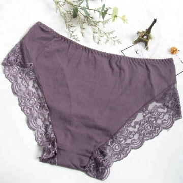 Sexy Transparent lace femme panties sexy g-string