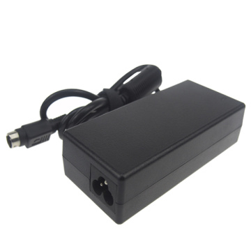 led light power adapter 12v 7a with 4pin