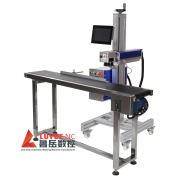 Automatic Laser Marking Machine for Auto Parts