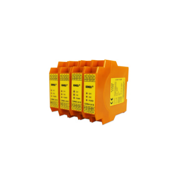 Safety Relay Module Safety Signal