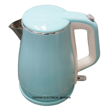 European  Stainless Steel Electric Kettle