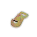 38mm Width Flat Snap Hook Breaking Force 2270KG