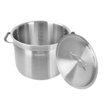 304# Stainless Steel Composite Bottom Pot