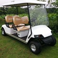 Price 4 seats electric garden golf cart