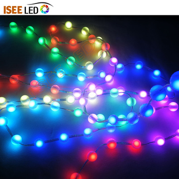 3D View SPI RGB LED Ball DC12V