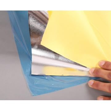 PET Mirror Reflective Self adhesive Film
