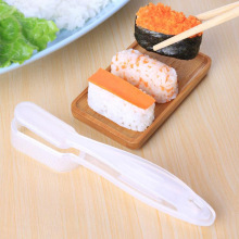 Cokytoop Sushi Molds Food Grade PP gunkan-maki Japanese Sushi Tools Creative Kitchen Accessories for Kids
