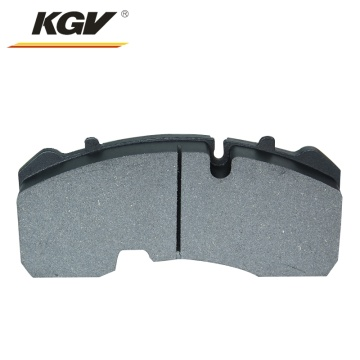 Factory prices brake pad WVA 29165