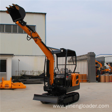 Mini Hydraulic Crawler Excavator for Mining