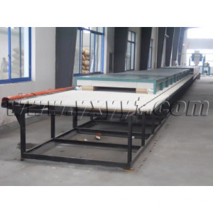 Color Glaze Glass Mosaic Kiln