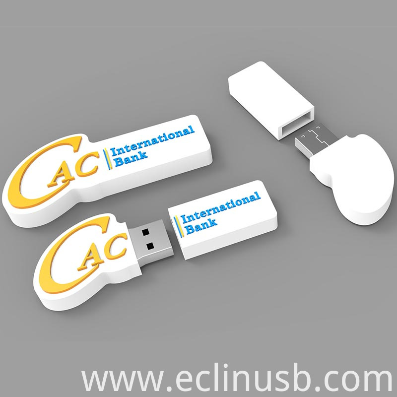 Custom Pvc Usb Flash Drive