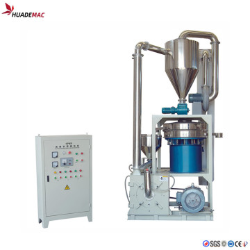 Strong plastic UPVC / PVC pulverizer machine
