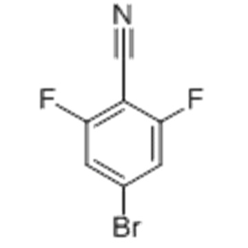 Benzonitril, 4-Brom-2,6-difluor-CAS 123843-67-4
