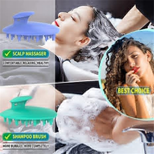Hair Shampoo Massager