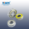 Double Groove Deep Groove Ball Bearing 608RS