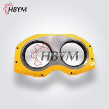 Concrete Pump Spare Parts Accessories Wear Plate