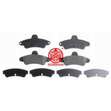 Rear brake pad for Ford Contour