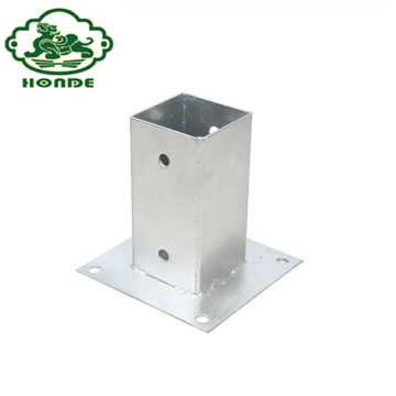 Hot Sale Ground Screw Pole Anchor Post