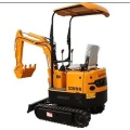 360 degree rotation mini excavator XN08