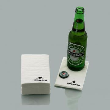 Bar & Coffee Paper Napkins
