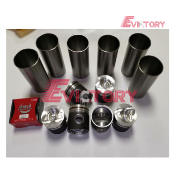 VOLVO spare parts D12C cylinder liner sleeve kit