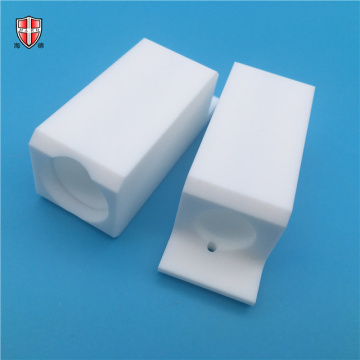 technical white micalex macor ceramic components custom