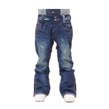 Custom snowboard pants Ski trousers ski jean pants