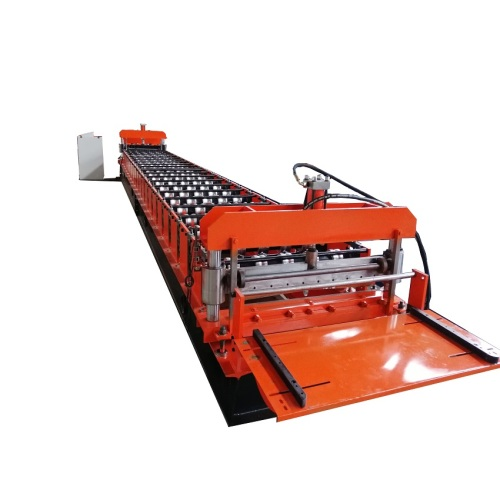 High Quality Glazed Roof Tile Sheet Making Machine Manufacturer