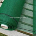 HDPE sail material and not coated sail finishing