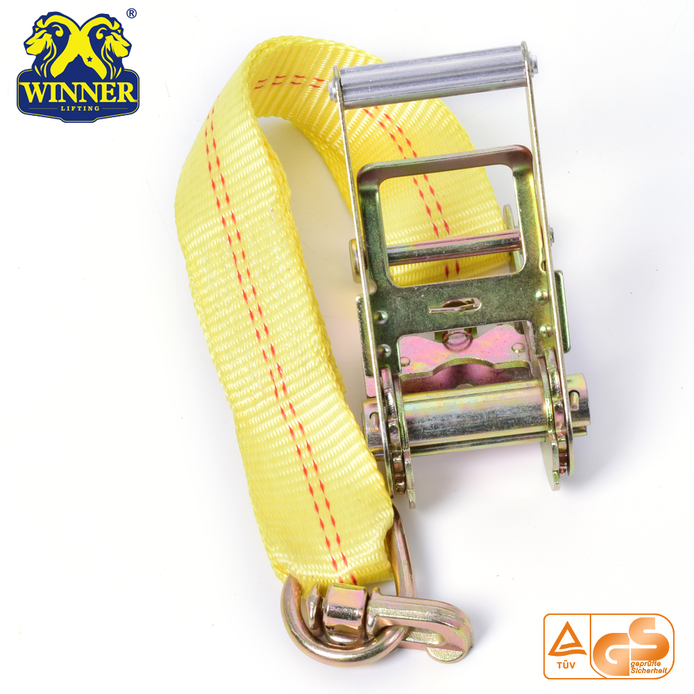 1000-10000 Kg Ratchet Lashing Ratchet Strap For Tie-Down
