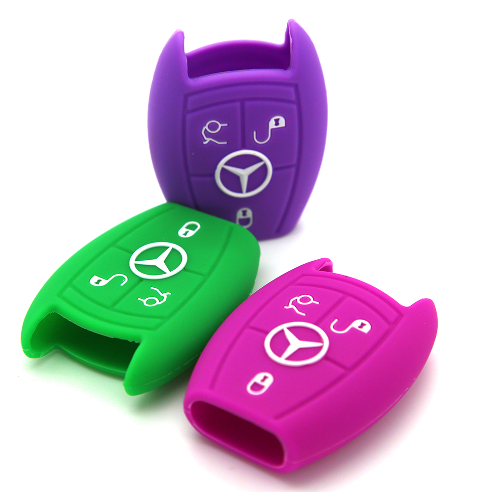 Car Key Shell for Benz
