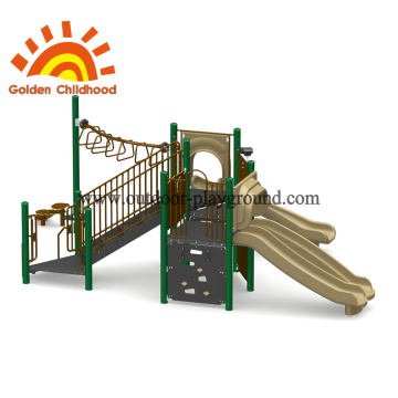 Climbing Outdoor Playground Equipment For Children