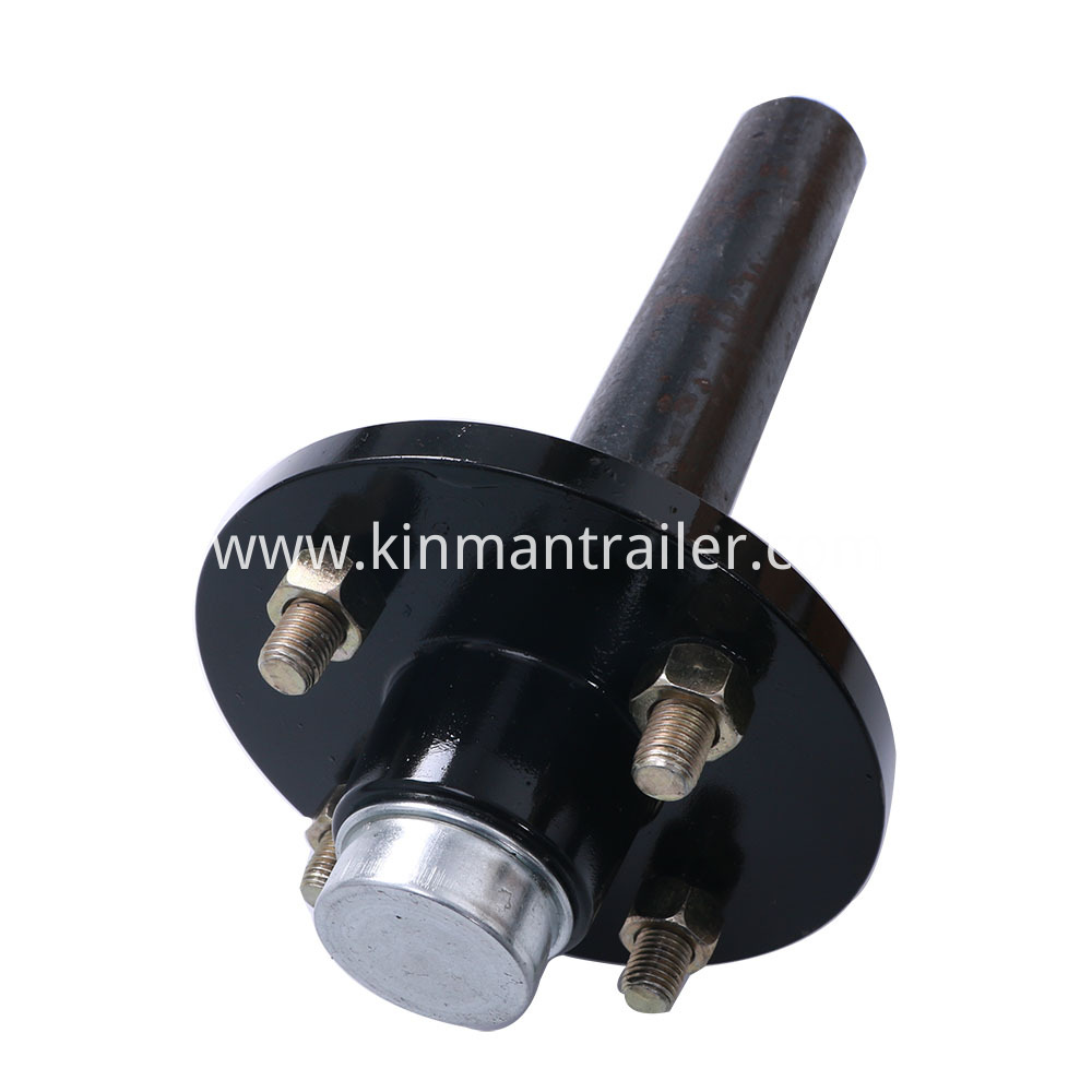4 Bolts Wheel Hub For Trailer