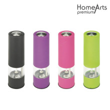 Colorful Electric Salt Pepper Ceramic Grinder