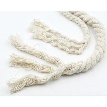 cheap price colorful PP polypropylene cotton rope