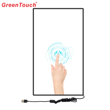 Install Touch Screen Tv Wall 143 Inch