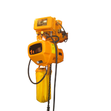 Construction Electric Hoist 1000kg Electric Chain Hoist