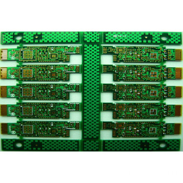 "Gold fingers 30U"" and ENIG printed circuit boards"