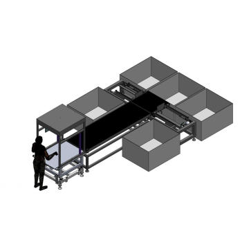 Auto Reciprocating Sorting Device