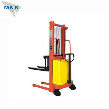 2 ton Semi Electric Stacker Electric Forklift