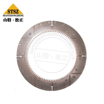 Disc and plate 706-77-91550 for Komatsu PC300-6 swing motor