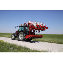 130-170HP tractor drived power driven harrow