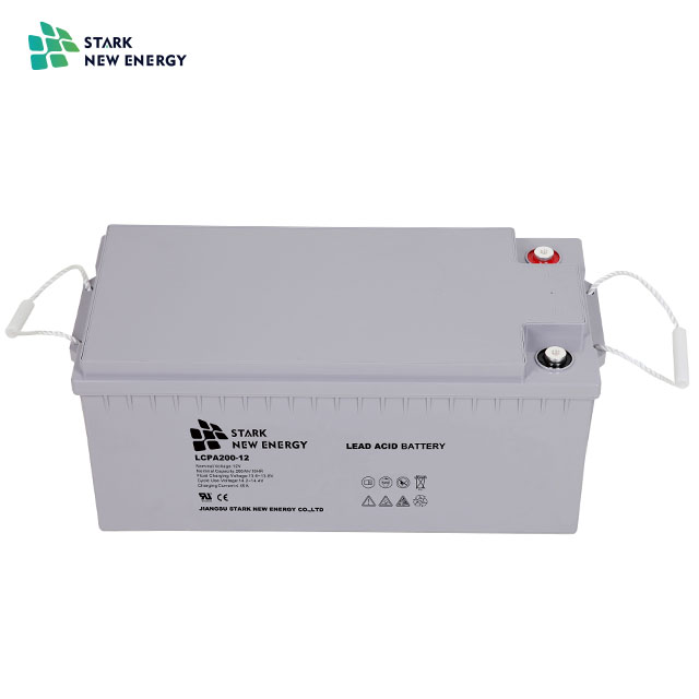 12V200Ah Lead acid Battery