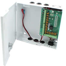 220v ac 12v dc 18 channels power supply
