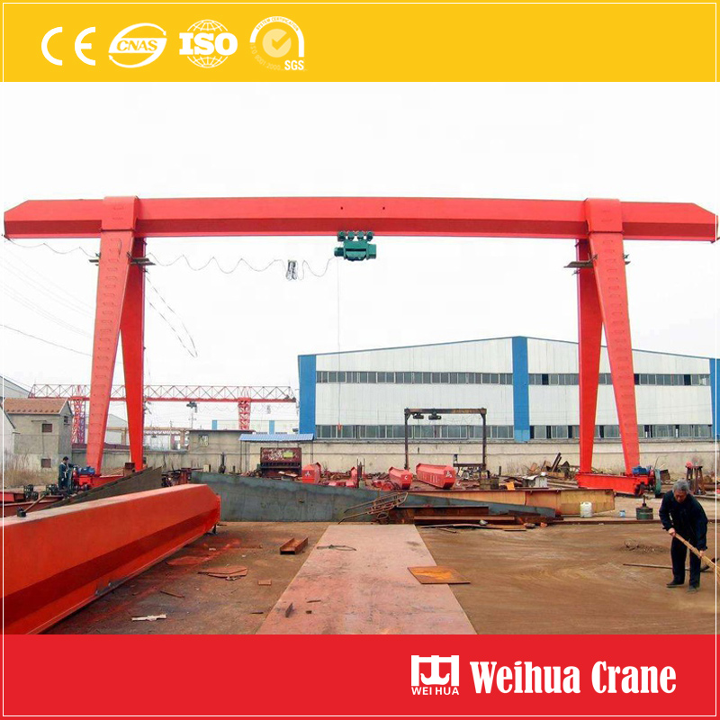 Single Girder Gantry Crane 6